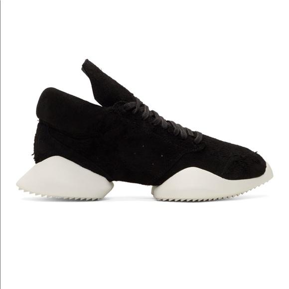87e7dbe0ace0 Rick Owens Shoes | Adidas Sneaker | Poshmark